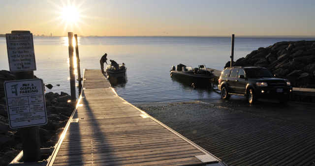 top-notch fishing - fishing boats tied to a dock