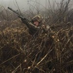 This foggy closing day of duck season didn't produce any birds for Kyle Hillar of New Hamburg, Ontario but he did walk away with this cool photo.