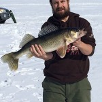 Mark Rivest of Kenora submitted this photo, captured while ice fishing on Lake of the Woods and Winnipeg River in Kenora.