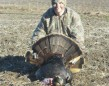 Apprentice hunter Matt Chapeski, 13, from Richmond, got his first turkey on opening weekend while hunting with his dad. The turkey hunt was a first for both him and his father. The bird had a nice 9-inch beard and was taken at 8:30 a.m. in Carp.