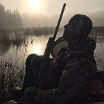 Cory Bergeron - Just waiting on sun to rise and ducks to start flying.