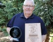 Thunder Bay's George Clark has been awarded the Henry J. Akervall Memorial Conservation Award from the North Shore Steelhead Association. His peers chose George for his dedication to conservation and preservation ethics.