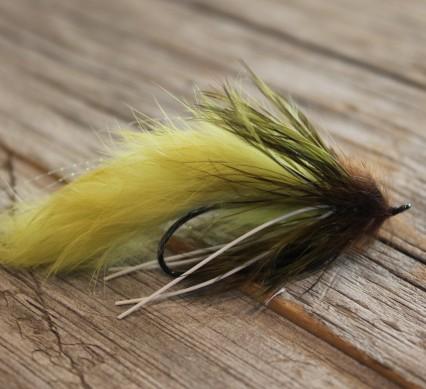 flies - Sassy Steelhead Sculpin fly