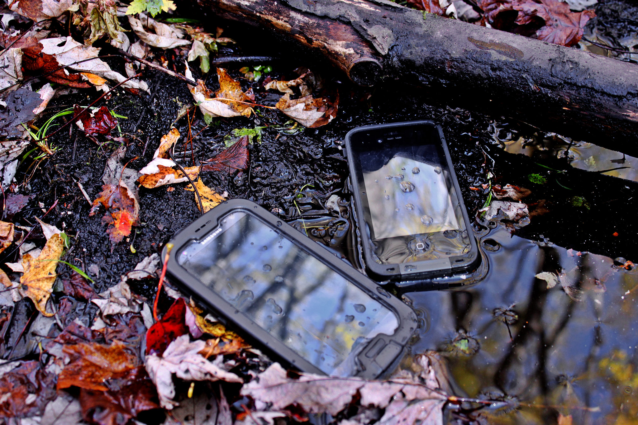 product review - LifeProof phone cases