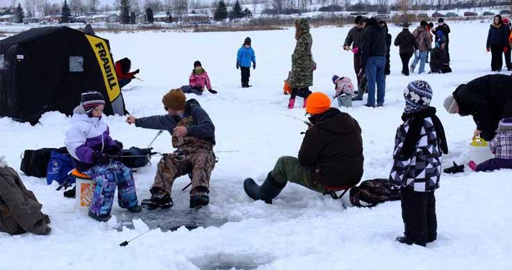 family day - Family Fishing Day OFAH