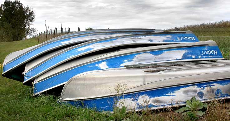 tinny - aluminum boats