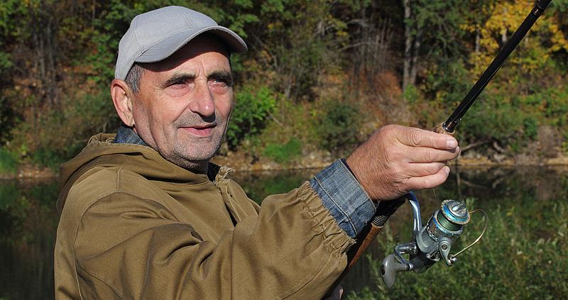 accountability - senior fishing