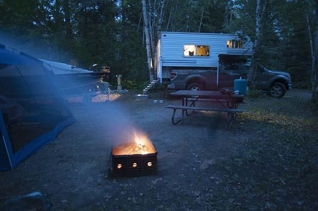 White Lake Provincial Park-camping