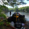 backcountry hunting fishing