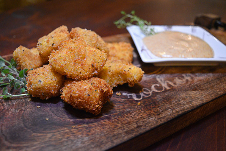 Burbot nuggets