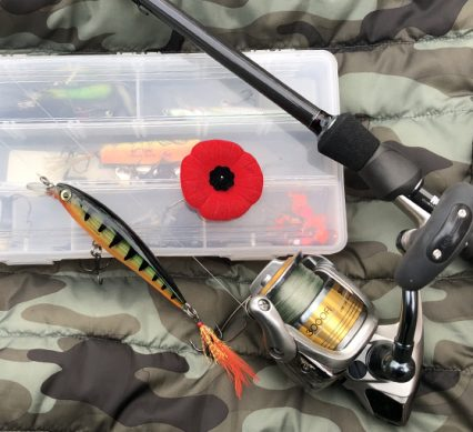 Canadian Armed Forces free recreational fishing