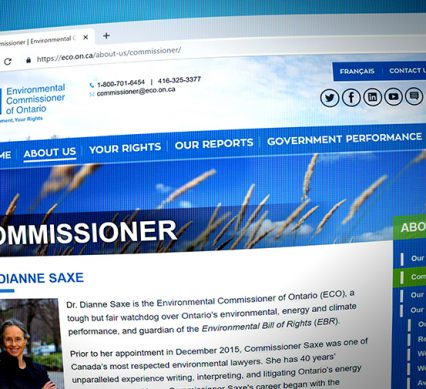 Environmental Commissioner