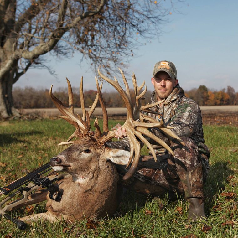 world record whitetail