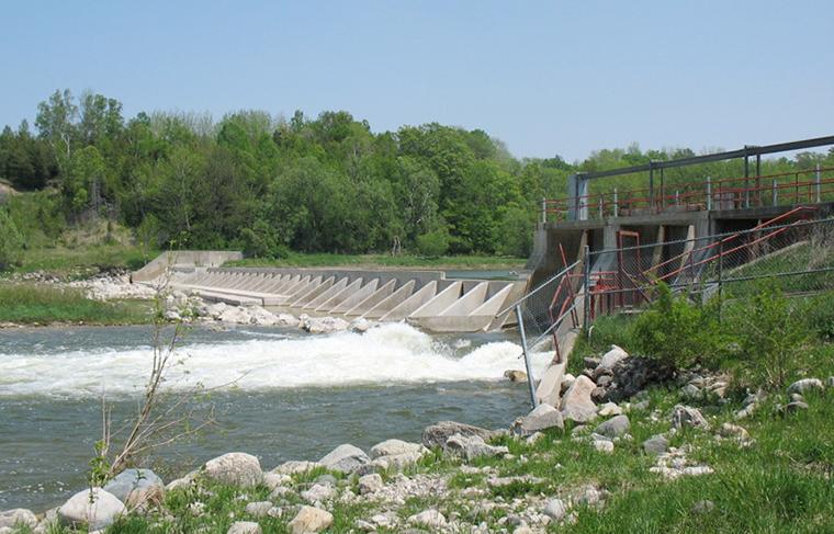Denny's Dam