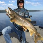 Jackson Coran of Fort Frances sent in this photo of his giant late-season lake trout catch on his favourite northwestern Ontario lake.