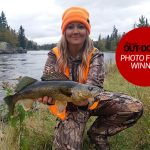 Congrats to our Photo Friday winner, Samantha Neureuther of Kakabeka Falls! She caught this beautiful fall walleye while river fishing during a grouse hunt in Upsala, northwest of Thunder Bay.
