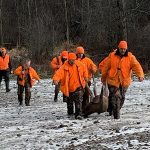 Lee Thompson of Wellandport submitted this photo from the last day of the rifle hunt.