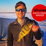 Congratulations to our Photo Friday winner for Feb. 21, Jeff Peel of Chatham! He said this jumbo Lake Simcoe perch made up for a slow day of ice fishing.