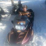 "Daniel Gosselin of Niagara Falls caught this 26"" walleye near Dunchurch."