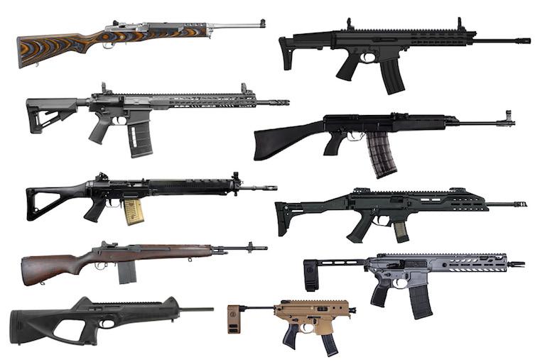 banned guns