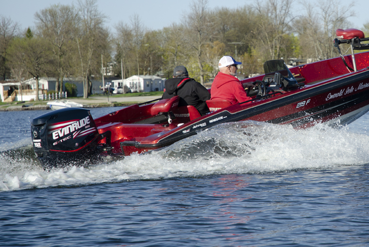 evinrude discontinued its outbound motors