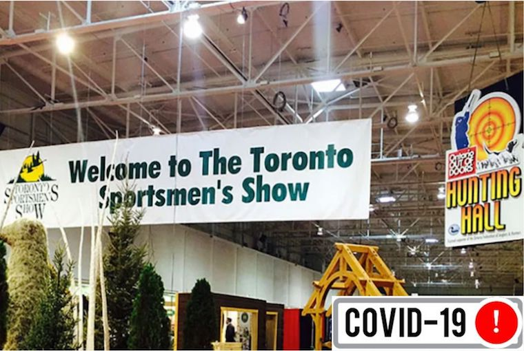 Toronto Sportsmen's Show sold
