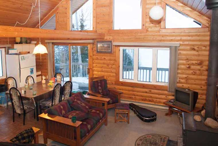 a northern tourism lodge the province may -- or may not -- have invested in