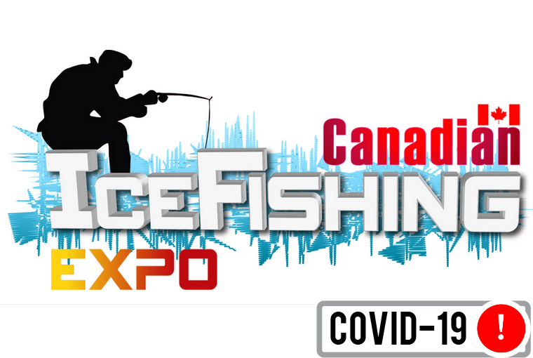 Canadian Ice Fishing Expo logo