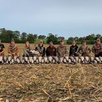 Sam Coulas of Kawartha lakes had an unreal early season goose hunt in Kawartha Lakes. His crew reached their 12-person limit before 9 a.m. and still made it to school for the afternoon.
