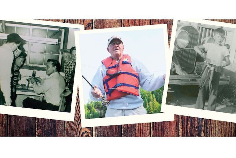 the ultimate outdoorsman throughout the years