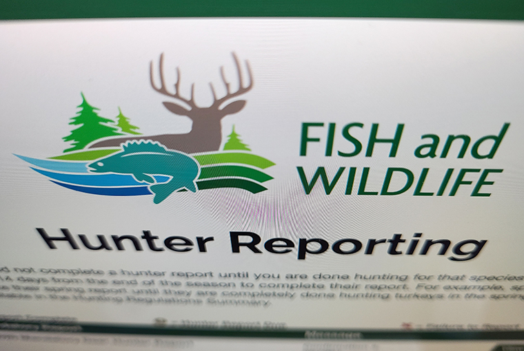 Ontario FIsh and Wildlife website