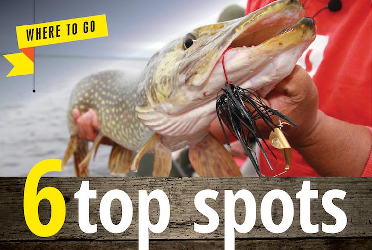 Sponsored Fishing Lodges