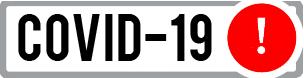 COVID button