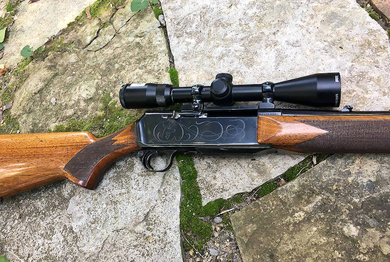 Browning BAR Horizontal