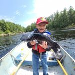 Eric Jensen of York Region says six-year-old Roy Jensen has been obsessed with catching a catfish since OOD's April 2021 issue. Roy indeed caught his first channel cat on Georgian Bay, proceeded to lose his mind, and has been talking about it ever since.